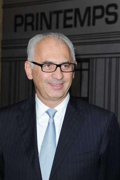 Paolo de Cesare, le président du groupe Printemps