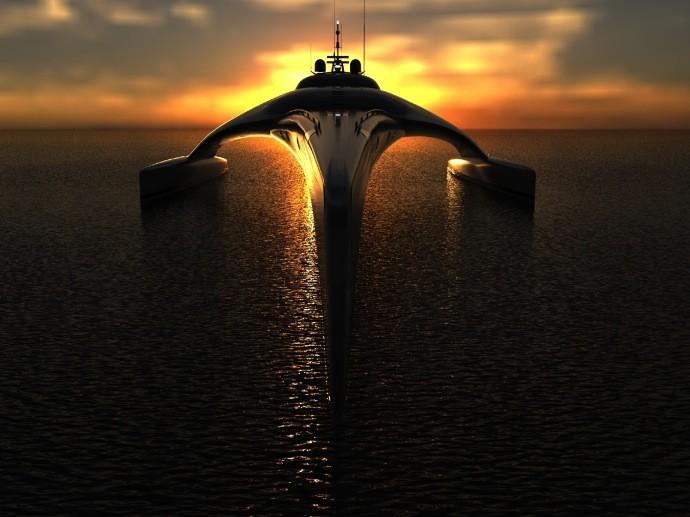 Adastra Superyacht