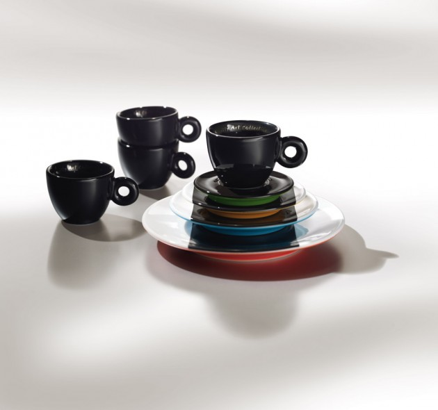 Illy Art Collection by Daniel Buren