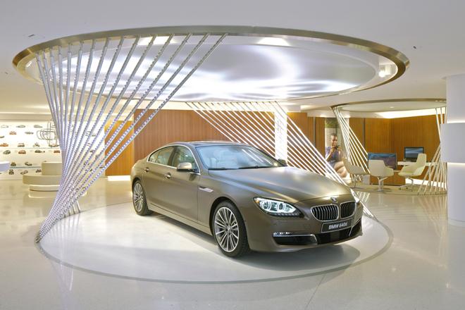 BMW à George V
