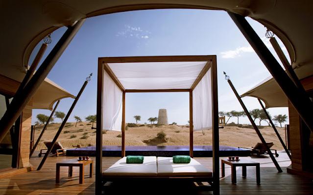 Villa Al Khaimah Hôtel Banyan Tree Al Wadi