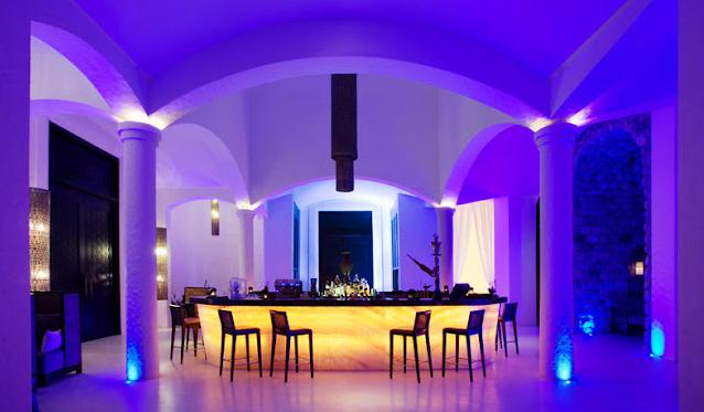Samar Lounge Hôtel Banyan Tree Al Wadi