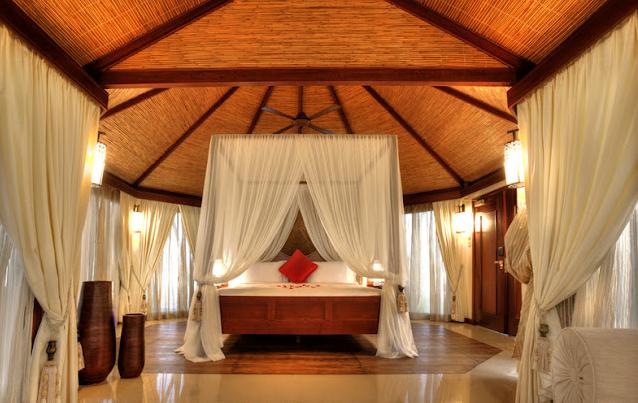 Beach Villa Hôtel Banyan Tree Al Wadi