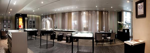 Boutique Van Cleef Arpels Rue de la Paix