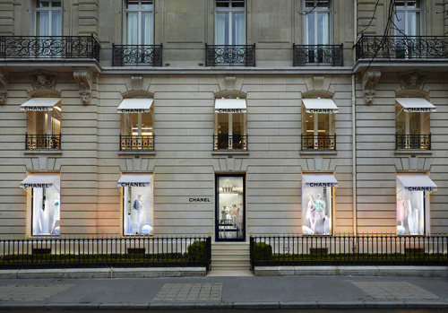 Chanel Avenue Montaigne