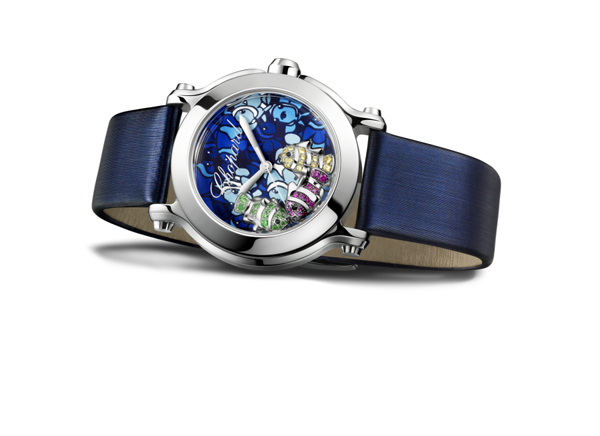 Happy Fish Acier Chopard