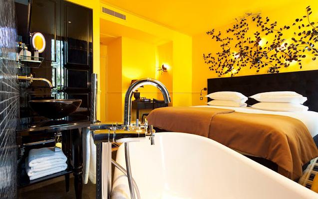 Hôtel Original Chambre Double