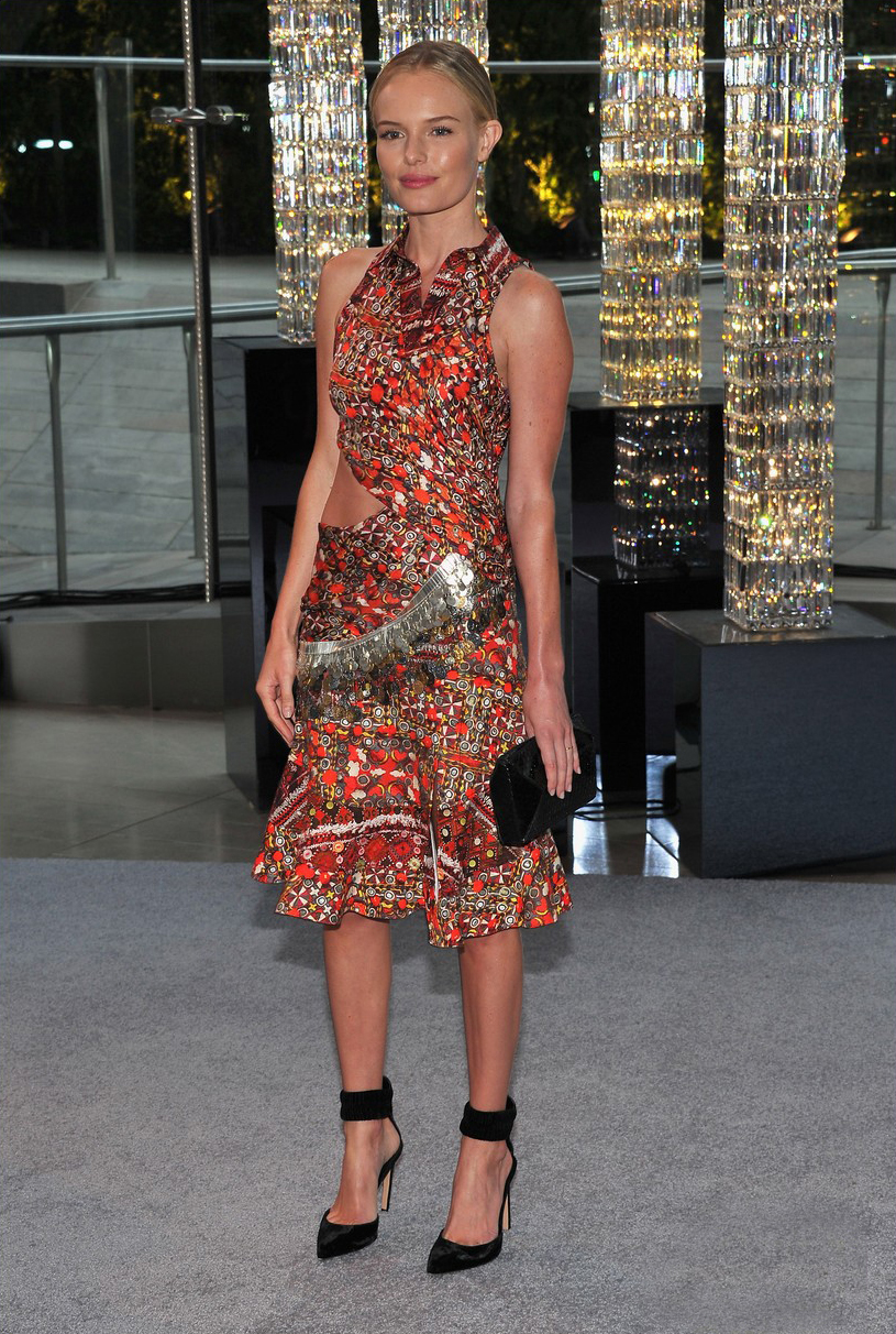 Kate Bosworth en Joseph Altuzarra