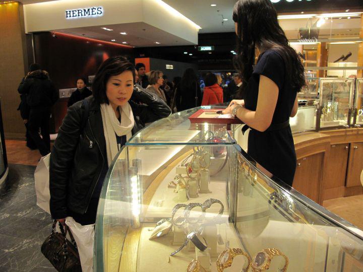 Le tourisme chinois en Europe