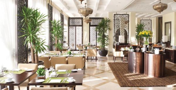 Restaurant Solano Four Seasons Marrakech