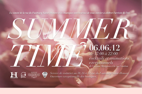 Soiree Summertime