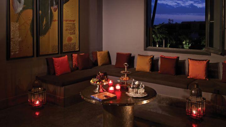 Lounge Zest@Bleu D'orange Four Seasons Marrakech