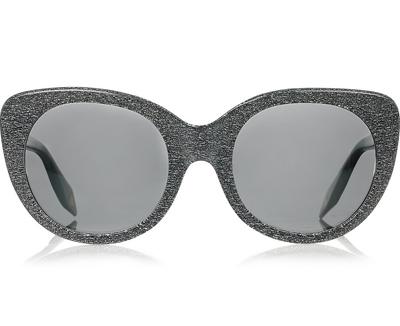 VICTORIA BECKHAM Modern cat-eye frame acetate sunglasses