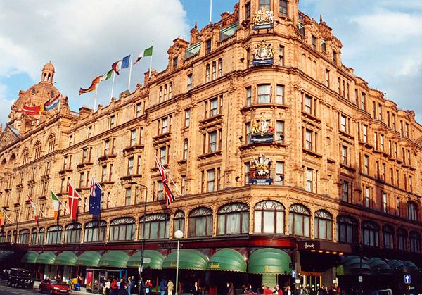 Harrod's Londres