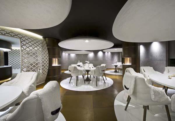 Hôtel Cheval Blanc Courchevel
