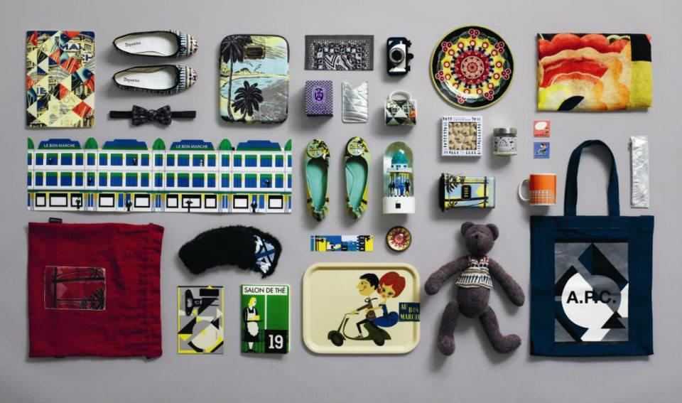 La seconde collection présente des créations conçues spécialement par les marques les plus prestigieuses.