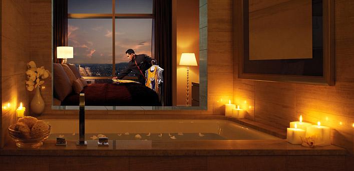 Residence Ritz-carlton a L.A