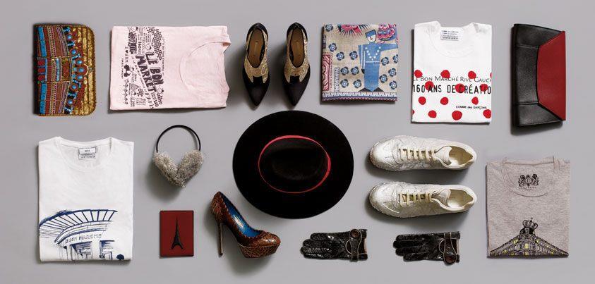 Le Bon Marché dévoile des collections d'objets inédits inspirés par plus de 160 créateurs.