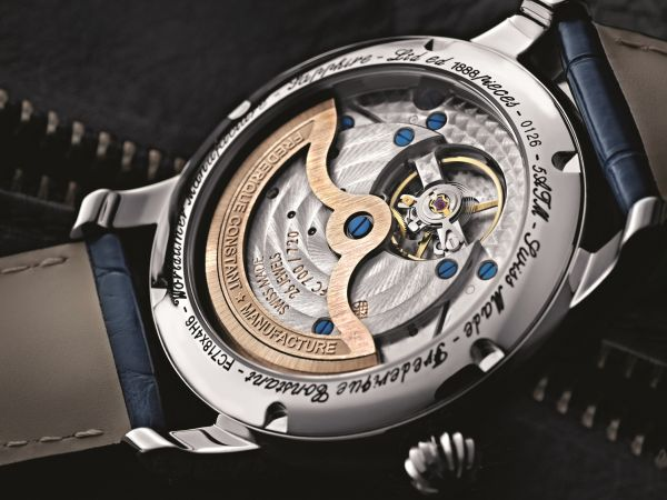 Collection Worldtimer Frédérique Constant