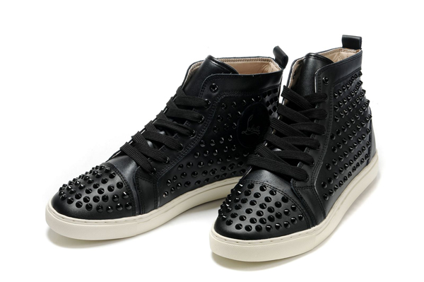 Baskets Christian Louboutin Homme