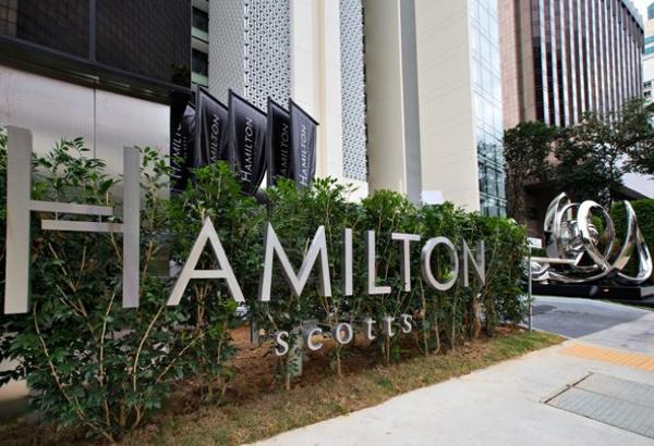 Résidence Hamilton Scotts