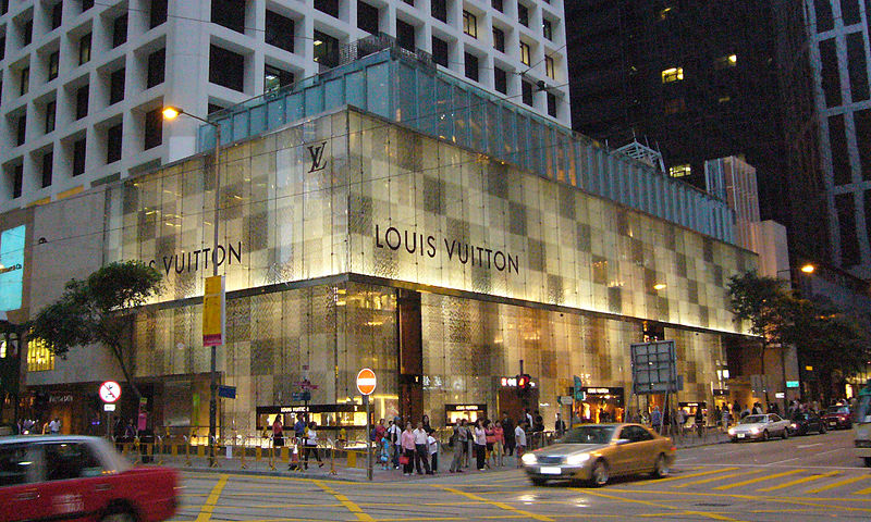 Louis Vuitton Hong-Kong