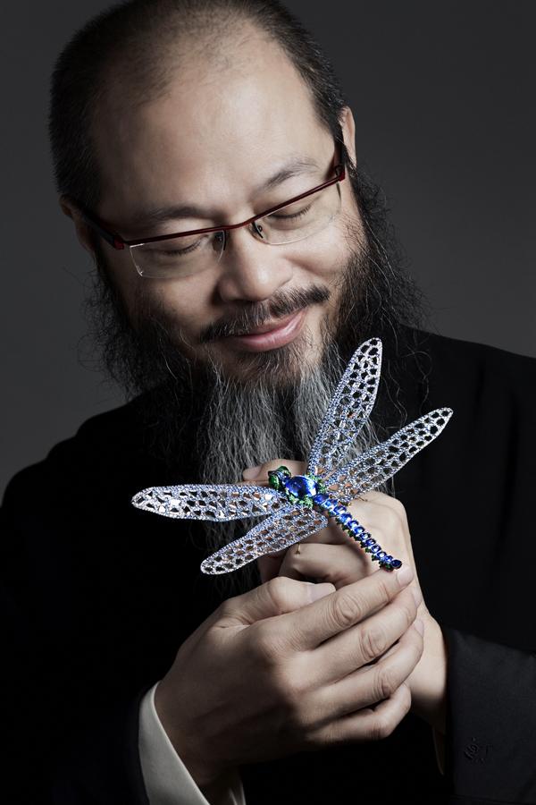 Wallace Chan et son dragon volant