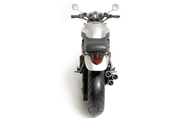 VR6 roadster de Horex