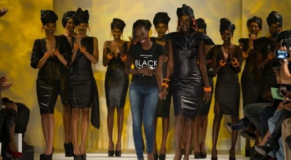 La première Black Fashion Week à Paris