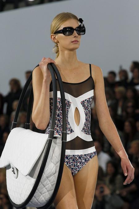 Chanel Printemps-Ete 2013