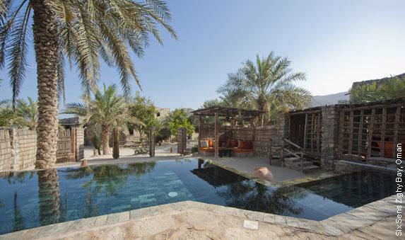 Slow Life au Six Sens Zighy Bay, Oman