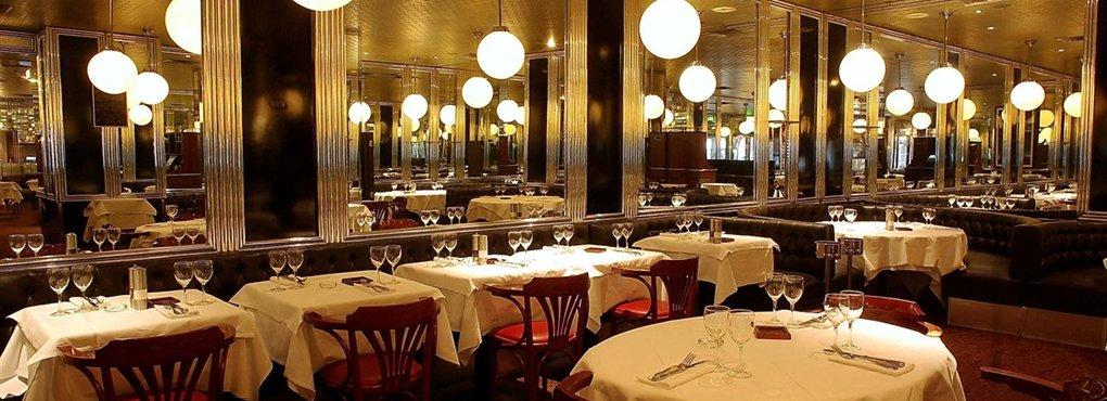 La Brasserie «Lutetia»