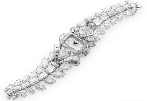 "La montre ""Snow White Princess Diamond Watch"