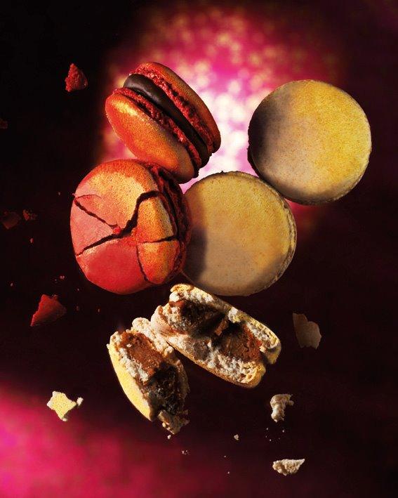 Macaron au foie-gras par Pierre Hermé