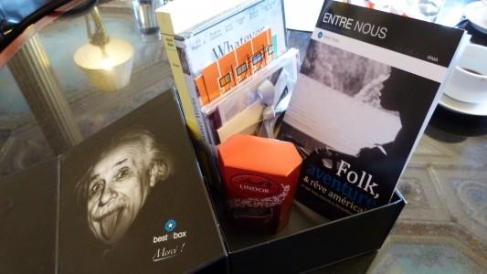 Best Of Box, la première Box culturelle