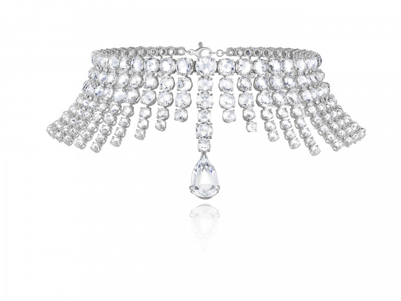 Diamond Necklace from the Red Carpet Collection 2013
