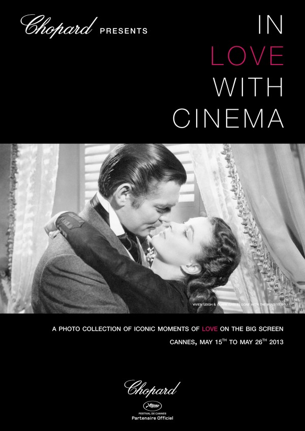 In Love With Cinema Photo Exhibition Poster Gone With The Wind 2