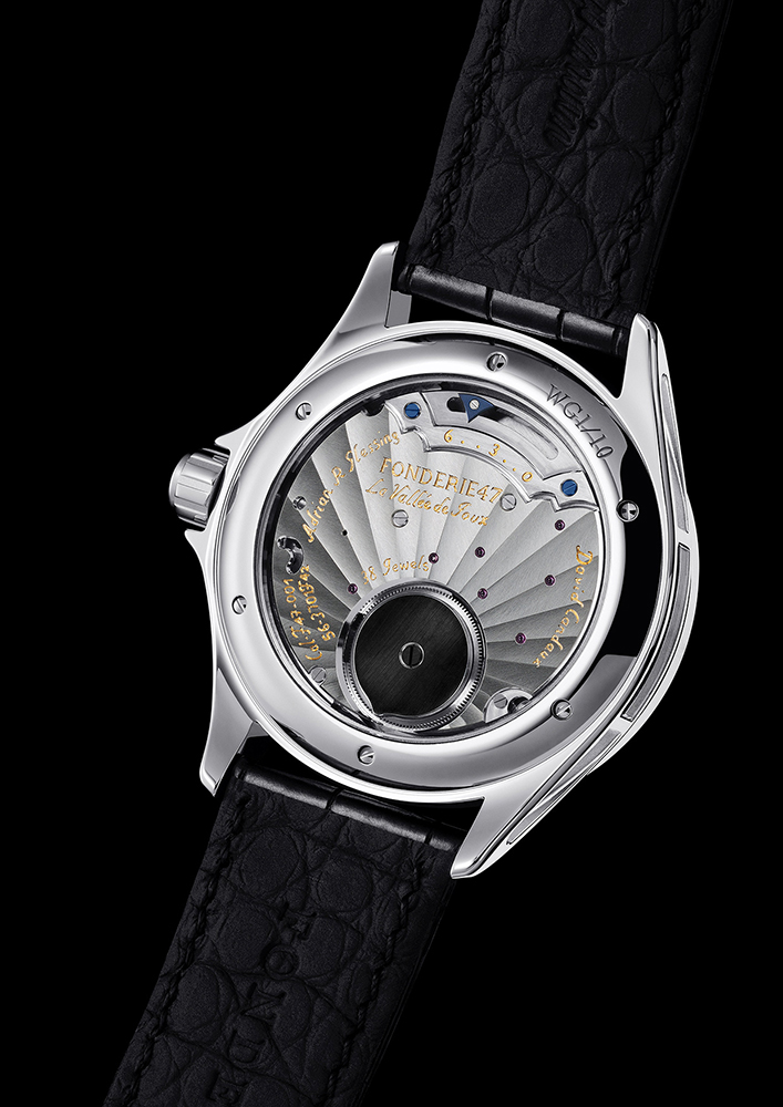 Inversion Principle Fonderie 47