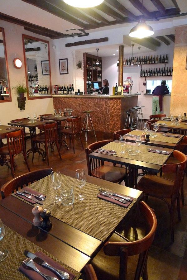 Restaurant l'Hédoniste Paris 75002