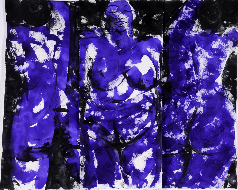 """Sophie Sainrapt exposition """"Le Printemps des Femmes"""""""