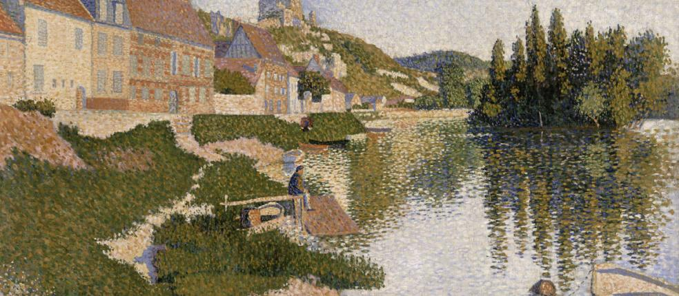 Paul Signac, Les Andelys