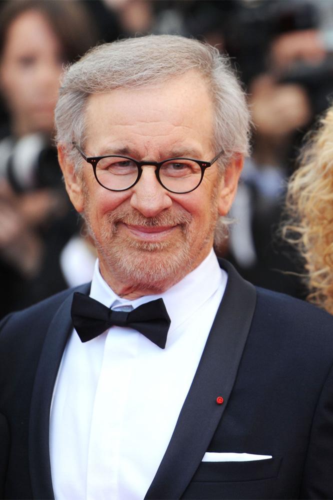 Steven Spielberg - Christian Dior