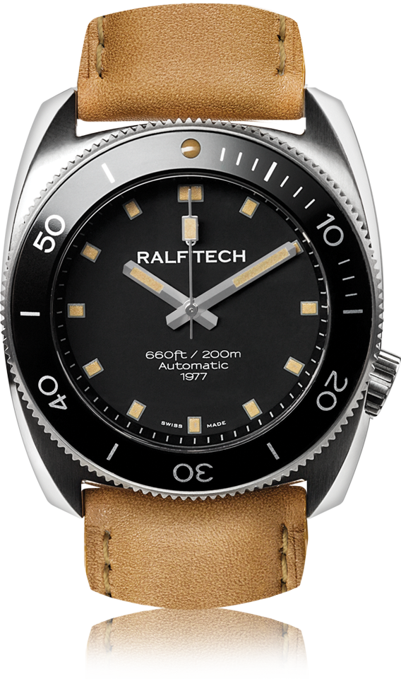 "Ralf Tech - WRV ""V"" 77 Ltd Ed Automatic"