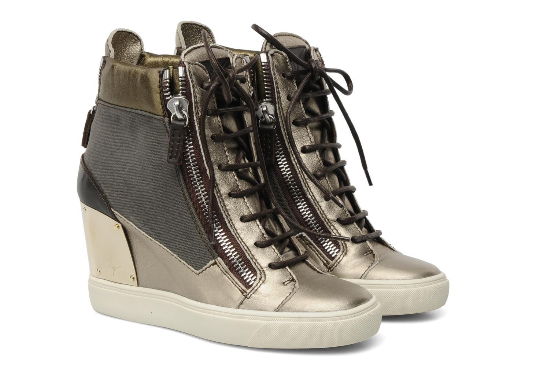6865e4d2e27 basket compensee femme luxe. ZANOTTI sneakers duo