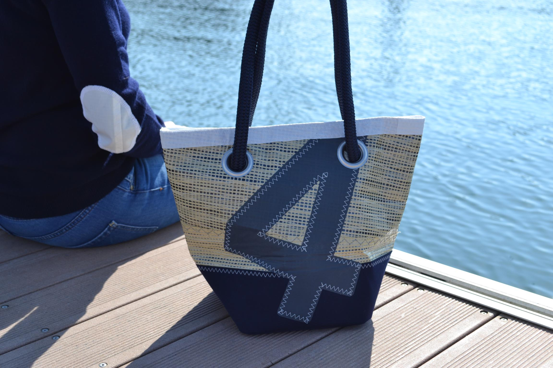 Collection 727 sailbags x eric bompard en dition limit e for Canape 727 sailbags