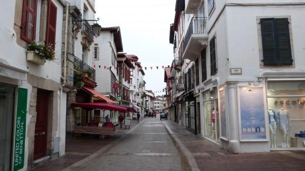 Rue Gambetta - Saint Jean de Luz - Pays Basque