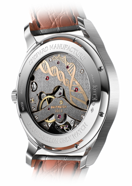 CHOPARD l.u.c tourbillon (Only Watch 2013)