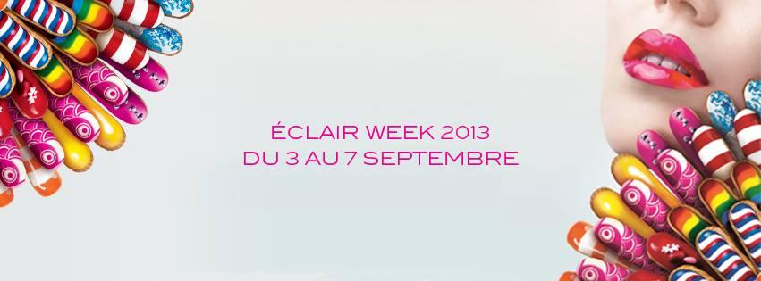 Semaine Eclair Week