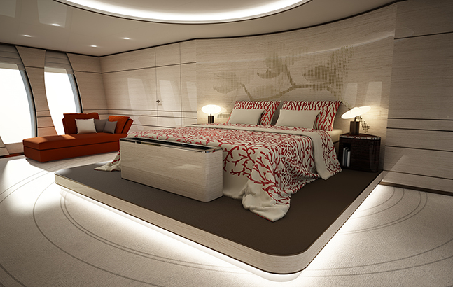 sunrise yachts project 632 le yacht de 60 m tres le plus. Black Bedroom Furniture Sets. Home Design Ideas