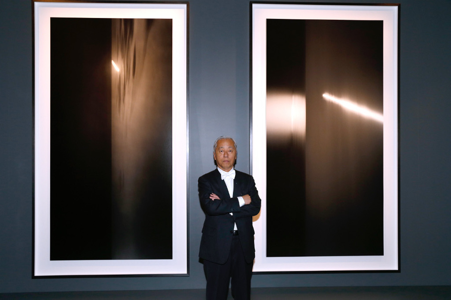 Boucheron exposition Hiroshi Sugimoto